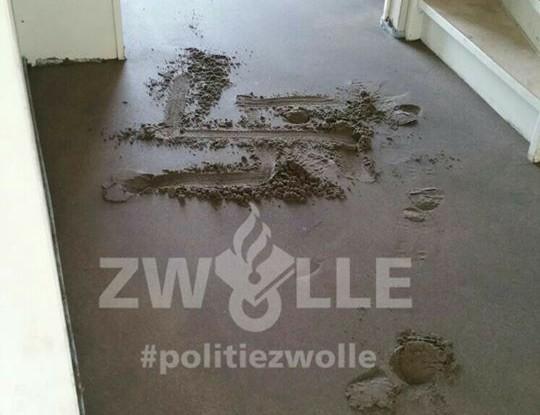 Photo of Tweetal aangehouden voor vernielingen in nieuwbouwwoning Stadshagen