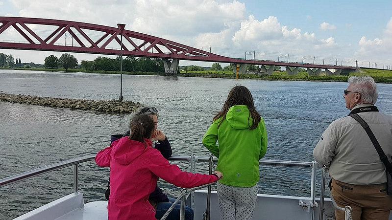 Photo of Unieke boottocht door nevengeulen Zwolle op 'Publieksdag'