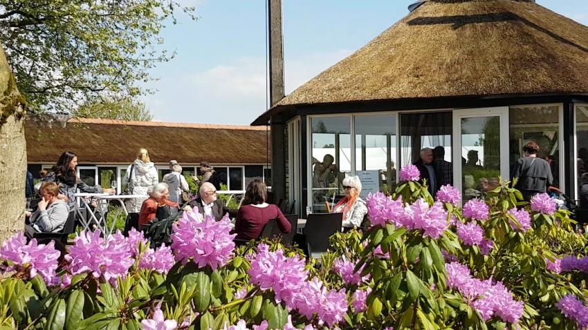 Photo of Opening seizoen 2017 bij vernieuwde Landgoed Anningahof