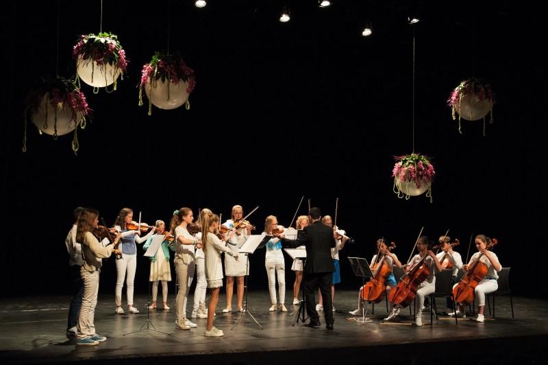 Photo of Benjamin Jeugd Strijkorkest wint 1e prijs bij Europees Jeugd Muziek Festival