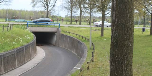 Photo of Fietstunneltje richting Wythmenerplas tot 11 juni afgesloten