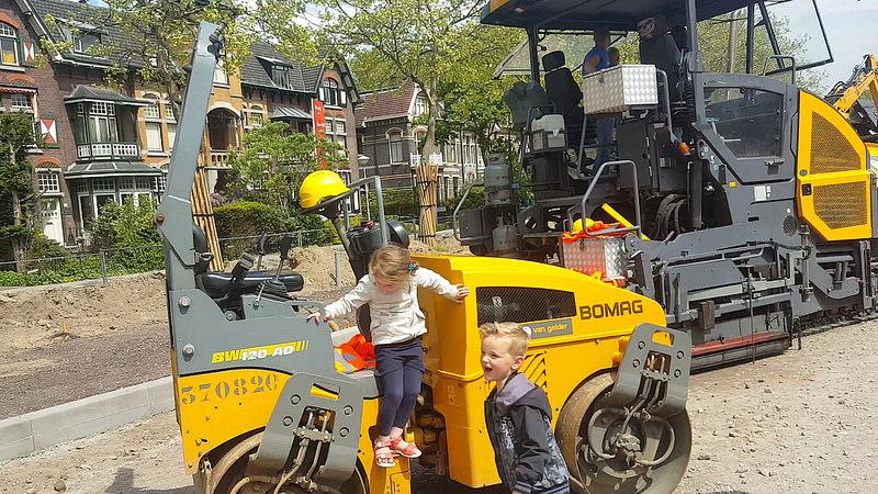 Photo of Veel belangstelling voor reconstructie Willemskade tijdens Dag van de Bouw