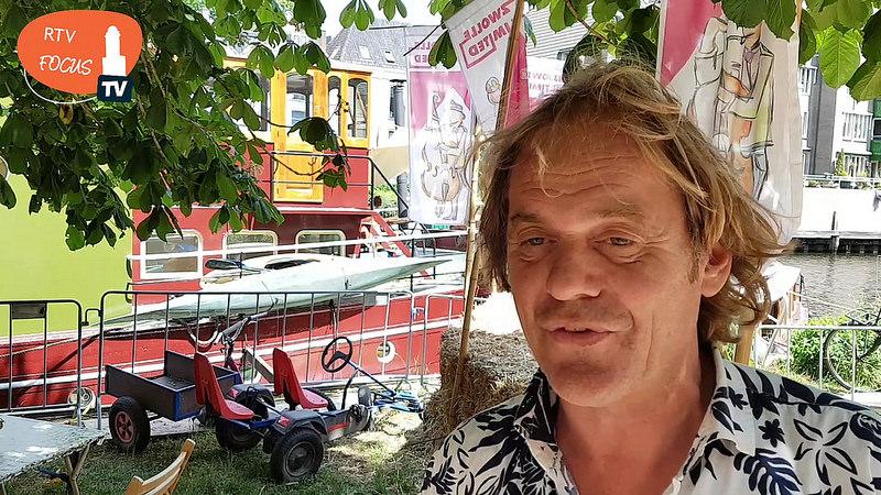 Photo of Crème de la crème van verhalenvertellers en straattheater bij ZwolleUnlimited