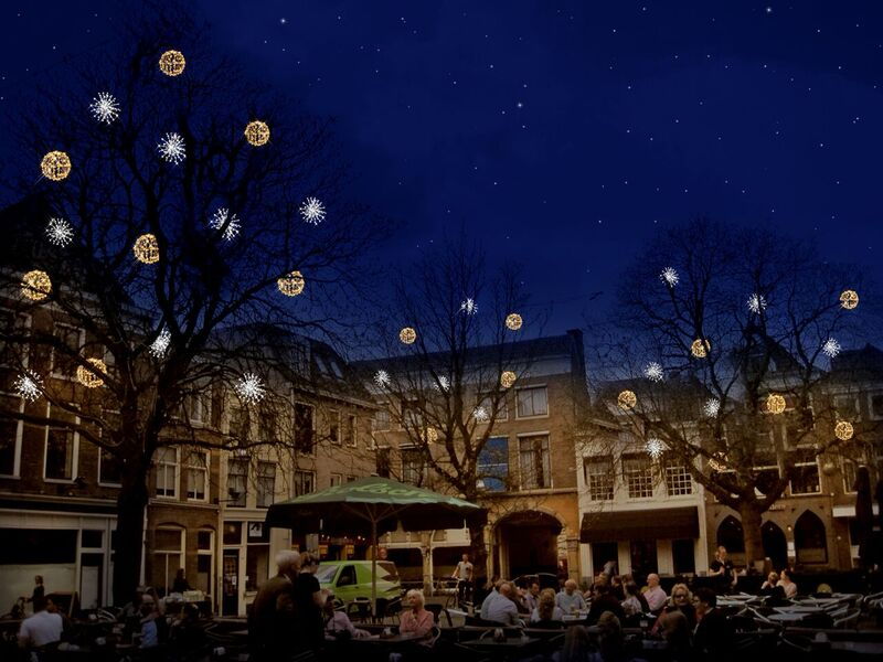 Impressie Bethlehemkerkplein
