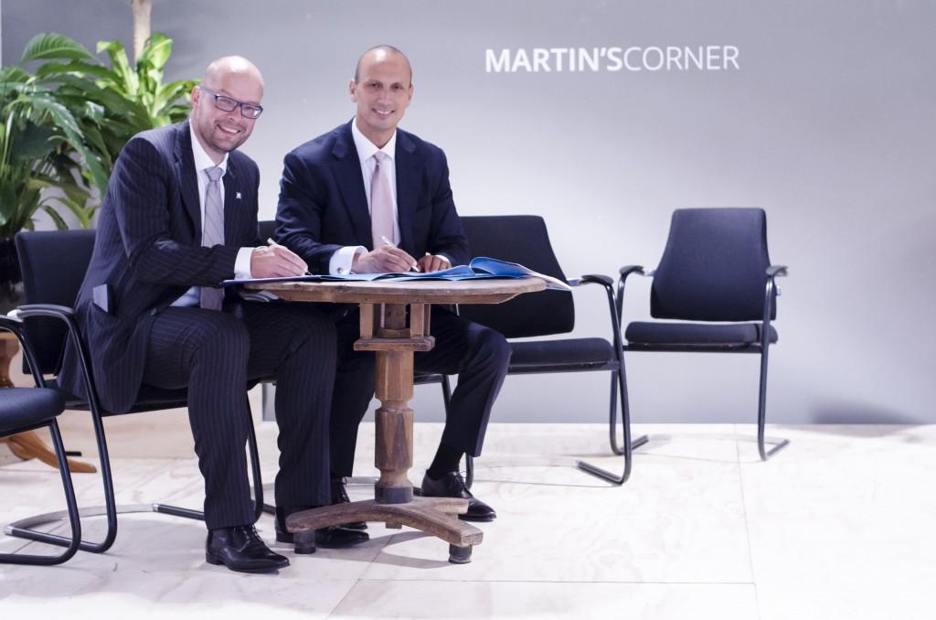 Op donderdag 29 juni tekenden Directeur-Generaal Tjark Tjin-A-Tsoi van het CBS en wethouder Jan Brink  een samenwerkingsovereenkomst voor het Urban Data Center.