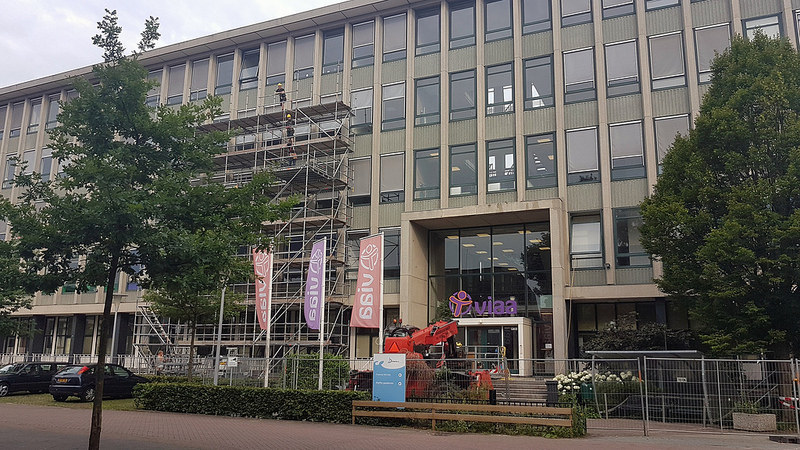 Photo of VIAA schoolgebouw wordt voor 8 miljoen euro verbouwd