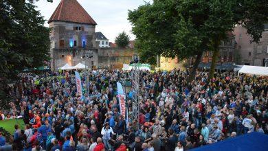 Photo of Stratenfestival voor velen gezellige afsluiter vakantie