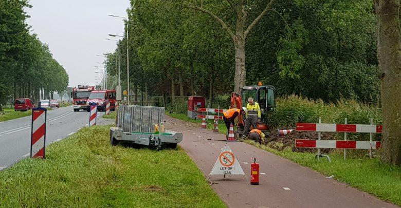 Photo of VIDEO – Gaslek bij 's Heerenbroek gedicht- Zwolseweg weer open