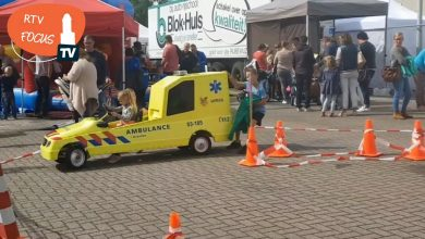 Photo of Grote belangstelling voor Doe & Beleefdag Zwolse ambulancedienst