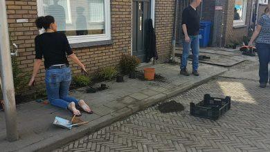 Photo of Eerste klimaatsensor in Seringenstraat Assendorp