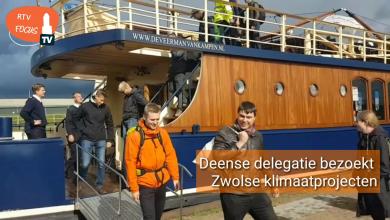 Photo of Denen willen meer weten over Zwolse klimaatprojecten