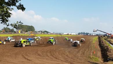Photo of Decibellen Autocross Wijhe tot in Zwolle Zuid hoorbaar