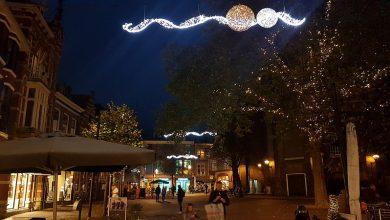 Photo of Nieuwe sfeerverlichting geeft warme gloed aan Zwolse binnenstad
