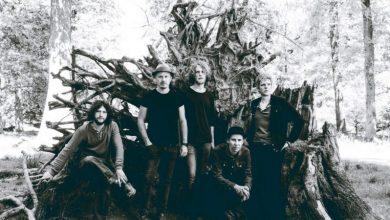 Photo of Dangers Of The Sea met leden van o.a. Saybia naar Hedon