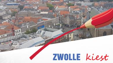 Photo of Zwolle komt met stemwijzer voor de gemeenteraadsverkiezingen