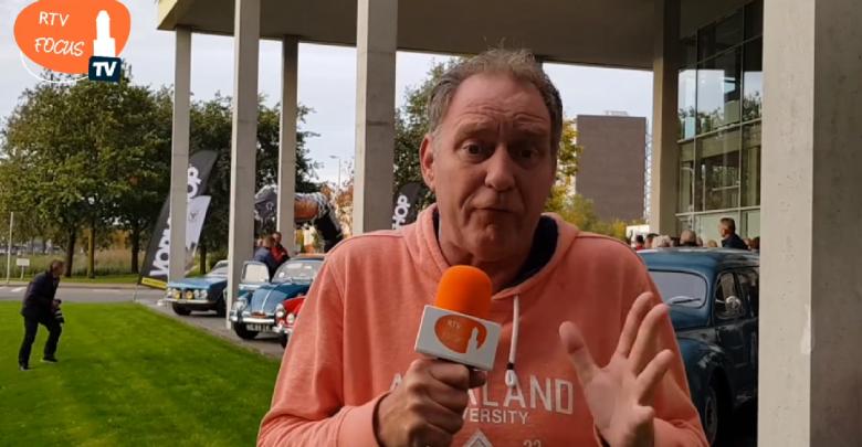 Photo of Piet Paulusma presenteert Piets Weer voor RTV Focus Zwolle