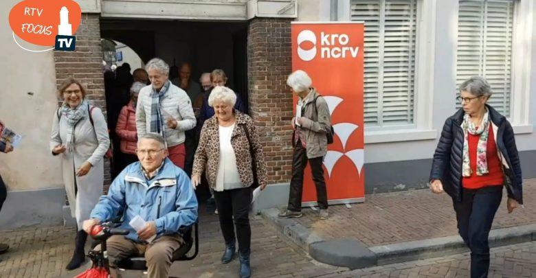 Photo of Zwolle verwelkomde honderden KRO – NRCV leden met stadswandeling rondom kerken