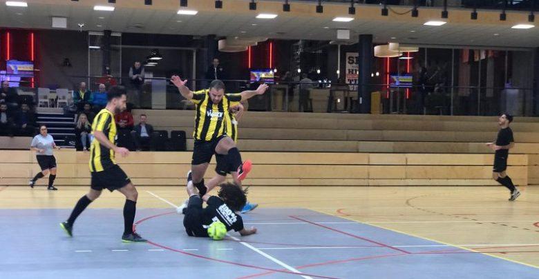 Photo of WRZV Zwolle wint derby in Landstede hal van IFC Zwolle