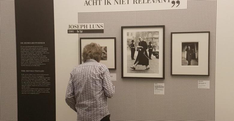 Photo of Tentoonstelling 'rasinterviewer' Frenk van der Linden in de Fundatie #RondjeCultuur