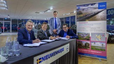 Photo of Volvo Nieuwenhuijse verhuist naar bedrijventerrein Hessenpoort