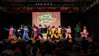 Photo of Hét Grote Sinterklaasfeest maakt 800 Zwolse kinderen blij