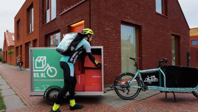 Photo of Wehkamp start bezorging op de fiets in samenwerking met Fietskoeriers.nl