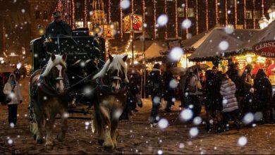 Photo of Kerst en Food markt op het Grote Kerkplein