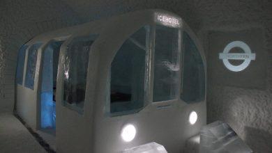 Photo of Bij -10 graden Celsius overnachten in IJshotel van Grand Hotel Wientjes Zwolle