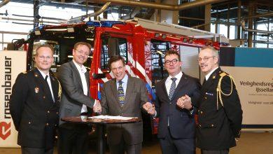Photo of 23 nieuwe tankautospuiten gekocht door Veiligheidsregio IJsselland