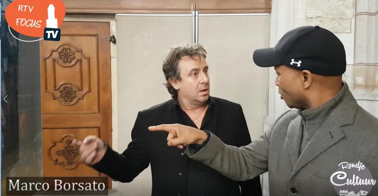 Photo of VIDEO – Humberto Tan en Marco Borsato openen 'Poor but Proud' Grote Kerk Zwolle #RondjeCultuur