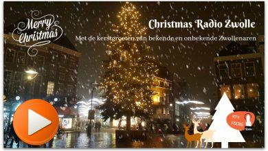 Photo of Luister Live naar Radio Focus; met de mooiste kersthits en kerstgroeten van Zwollenaren