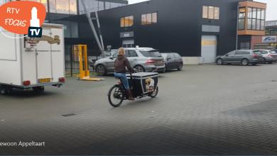 Photo of Video – Gewoon Appeltaart bezorgt haar oliebollen als proef met elektrische vrachtfiets #BusinessUpdate