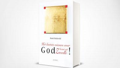 Photo of Boekpresentatie bij Waanders in de Broeren te Zwolle: 'Het laatste nieuws over God komt uit Zwolle!'