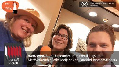 Photo of RADIO RaadPraot #1 – Experimenteren met de bijstand, mag dat wel?