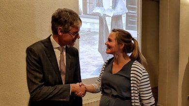 Photo of Minister Arie Slob neemt afscheid van oude werkkring HCO en IJsselacademie