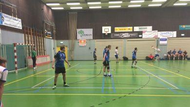 Photo of Handballers Travelbags/HV Zwolle gingen vol vertrouwen naar Hengelo (Gld.) maar puntloos huiswaarts