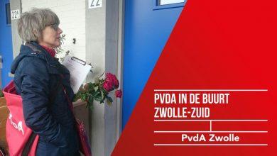 Photo of Leden en Fractie PvdA gaan Zwolle-Zuid in