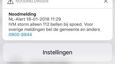 Photo of Landelijke noodmelding NL-Alert