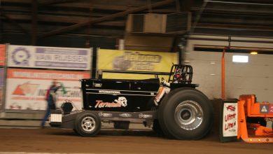Photo of Actie, spektakel en veel motorisch geweld tijdens Indoor Tractor Pulling