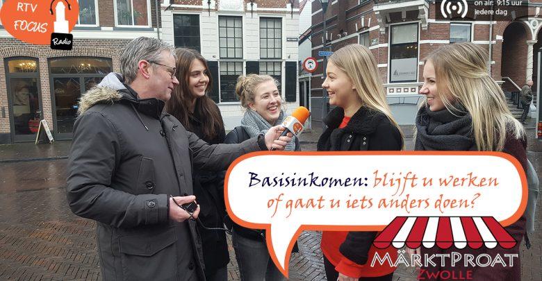 Photo of RADIO Märktproat #3- 'Wat zou u doen als u een basisinkomen zou hebben?'