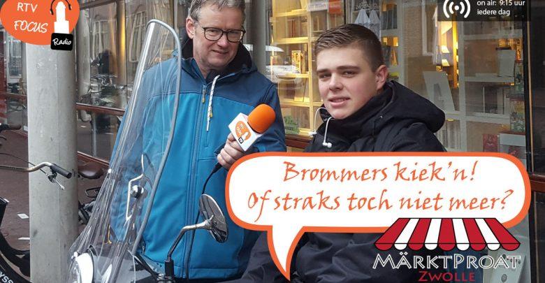 Photo of RADIO Märktproat #4- 'Brommers kiek'n'