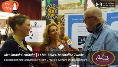 Photo of Radio – Met Smaak Gemaakt #1 Rob gaat biologisch op de Bio-Beurs
