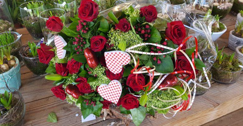 Photo of Valentijnsdag bij Radio Focus: win een Valentijnsboeket!