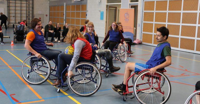 Photo of Platform voor mensen met functiebeperking organiseerde rolstoelbasketbaltoernooi