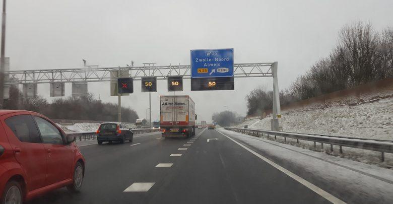 Photo of CDA Zwolle wil trajectcontrole op A28 tussen afslag Zuid en Noord