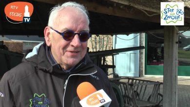 Photo of Video – Jan van Ommen kijkt wel tien keer per dag naar het weerbericht; Ster van Zwolle