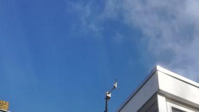 Photo of IJzig koud met geregeld zon