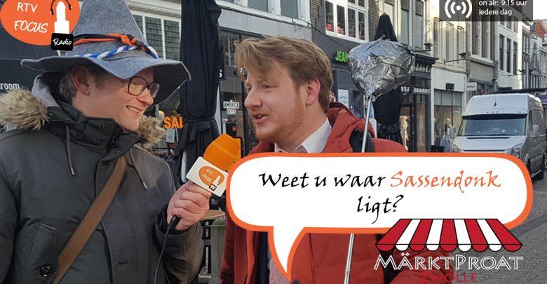 Photo of RADIO Märktproat #5- 'Weet u waar Sassendonk ligt?'