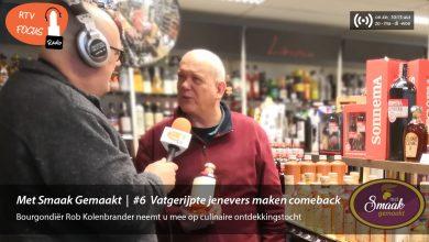 Photo of Radio – Met Smaak Gemaakt #6 Vatgerijpte jenevers maken comeback