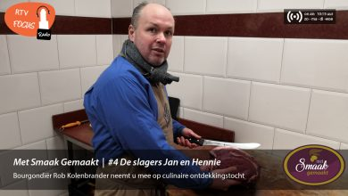 Photo of Radio – Met Smaak Gemaakt #4 Vis en vlees